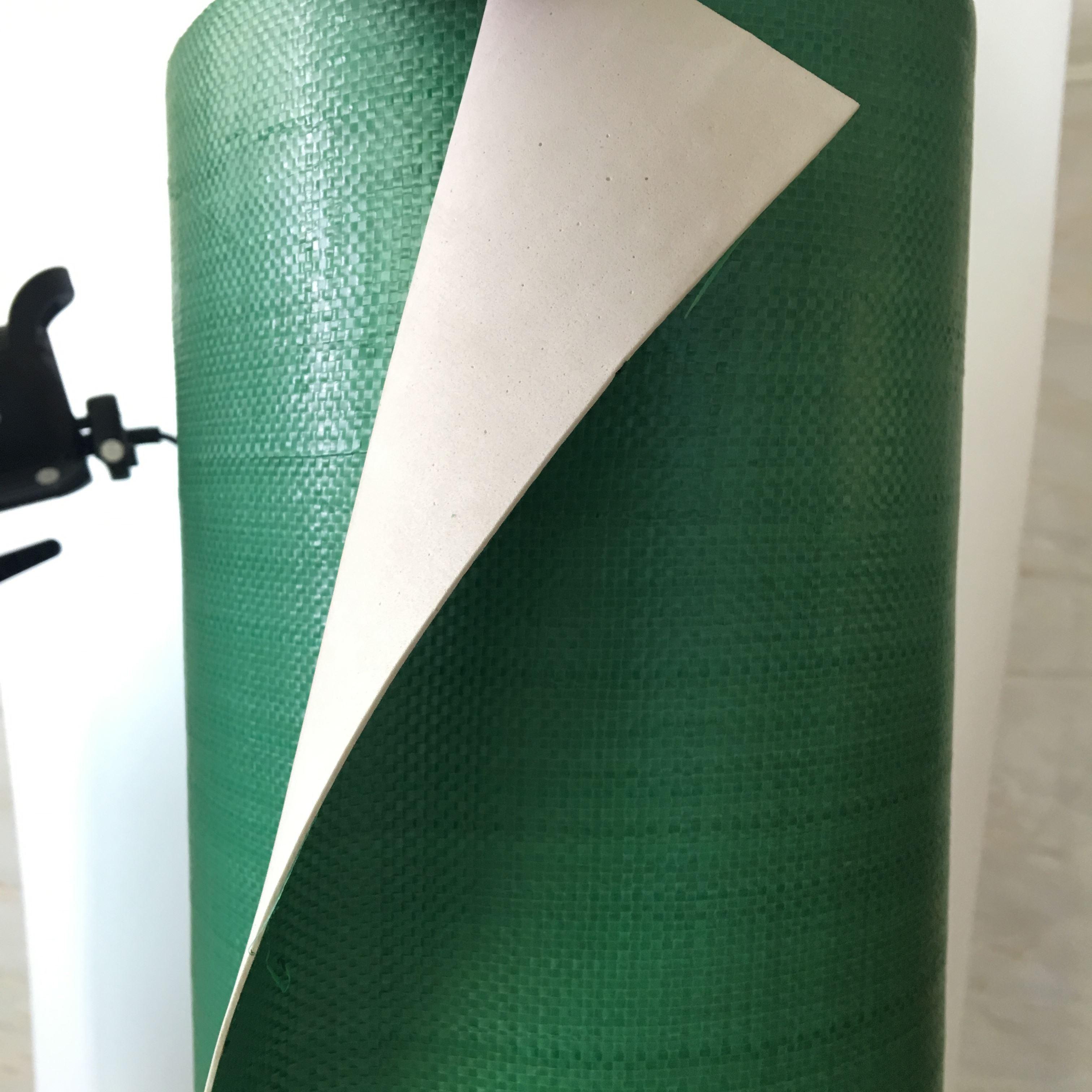 绿色地板砖无纺布用品一次性地面保护膜地膜定制层叠木地板双层