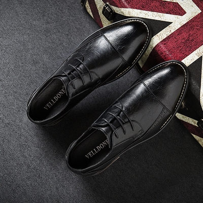 Shining stage fashion mens low top lace up hairdresser host coffee shoes bridegroom wedding shoes