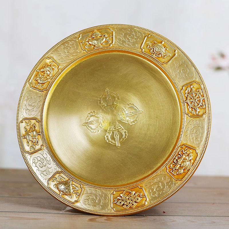Круги с буддийскими текстами Артикул 640114752389