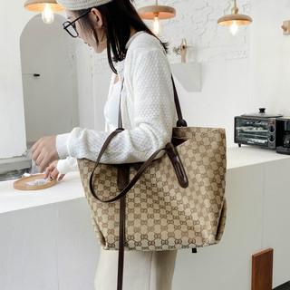 高级感小众设计包包女2020新款潮网红时尚单肩托特包大容量手提包