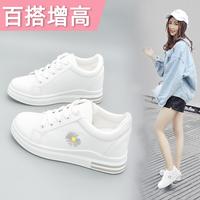 内增高小白鞋2020新款秋季休闲女鞋