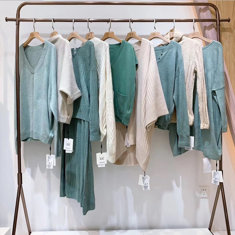 59.9-99.9 yuan brand discount women's summer dresses, counters authentic counters dresses, first-hand source of physical stores