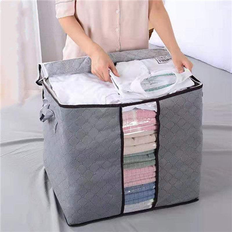 被子衣服收纳袋衣物多功能打包袋手提袋装被子的袋子收纳箱搬家用