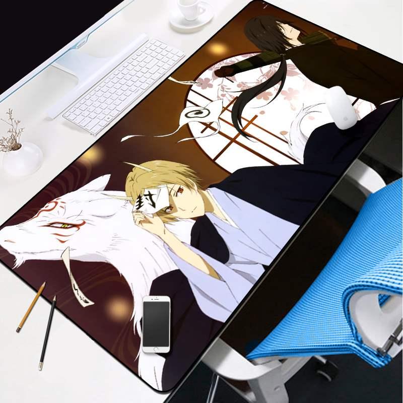 Xia Mu You Ren Zhang Gui Zhi cat teacher ban animation two dimensional peripheral super large dining table mat keyboard pad