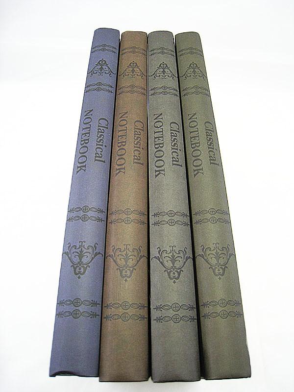 包邮文具笔记本16K罗马之恋复欧式彩色横线内页大厚成长日记事本图片