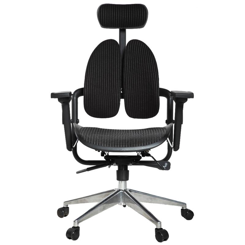 高档普格瑞司电脑椅进口人体工学椅透气网座电脑电竞椅老板办公椅