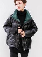 反季2020新款韩版冬季宽松面包服
