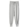 灰色女宽松束脚裤子春显瘦百搭卫裤质量如何