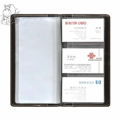 Bill 5799 for ladies multi functional simple mens Wallet Checkbook business branch financial leather book