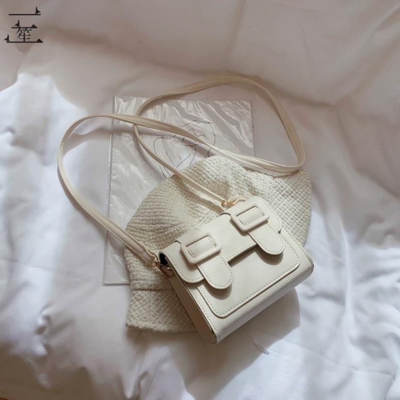 中國代購|中國批發-ibuy99|迷你裙|搭裙子的包包适合夏天的泰国小众包质感夏季流行迷你时尚斜挎小包