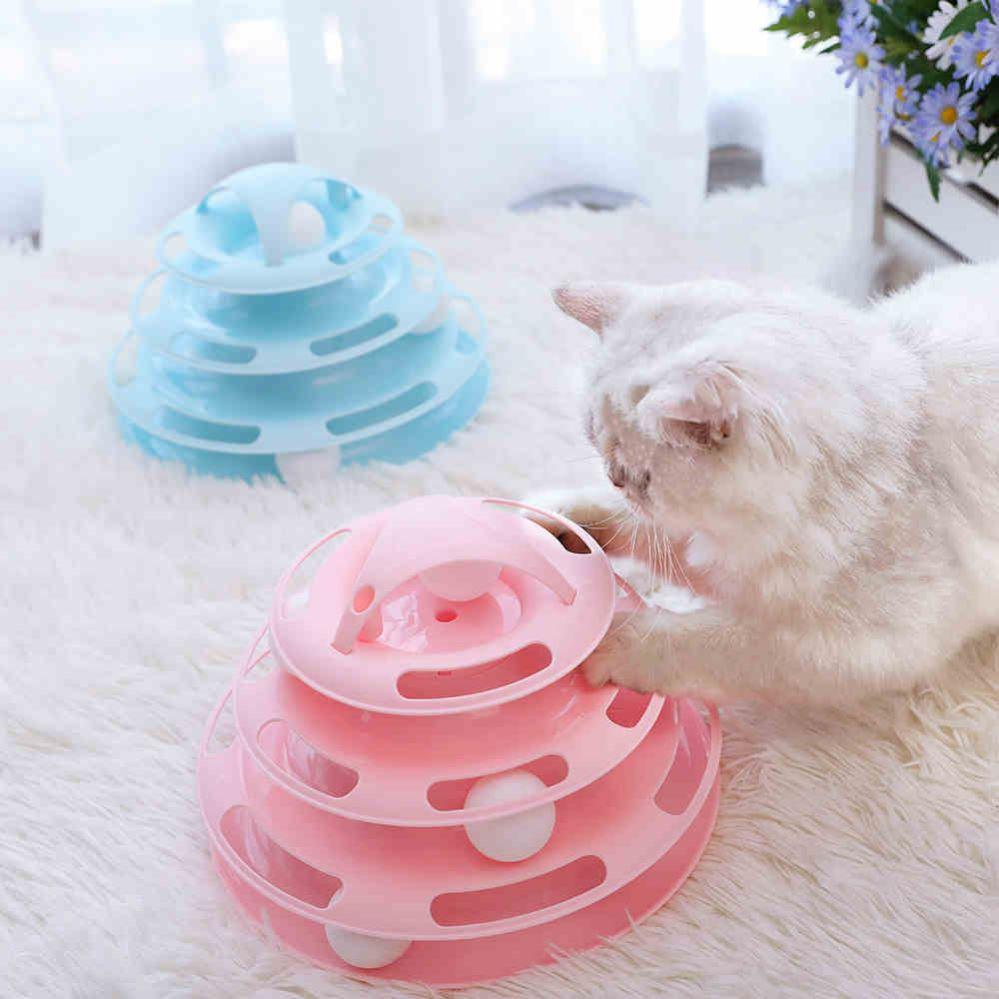 宠物猫玩具转盘逗猫转盘自嗨球逗猫球猫猫用品逗猫棒猫咪用品特价
