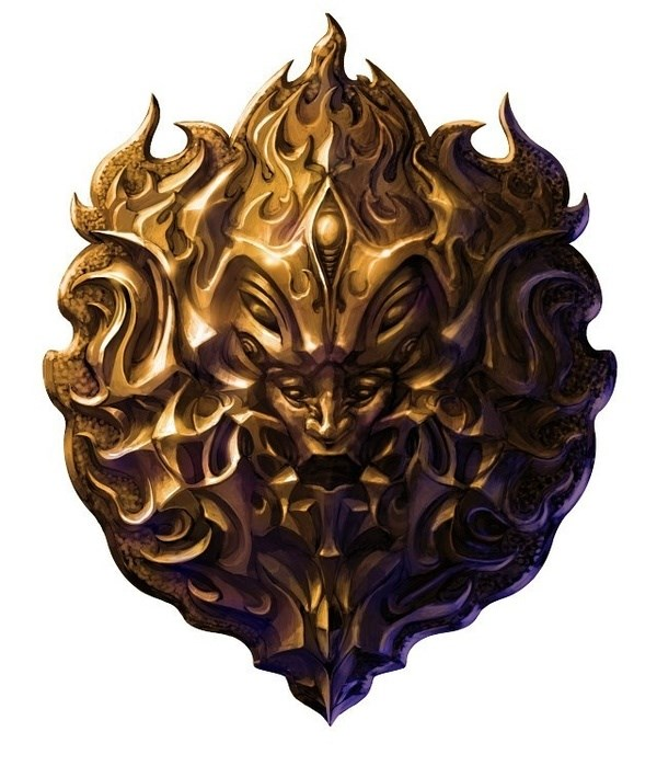 Henan Zhengzhou stars location song of ice and fire / game metal badge of power
