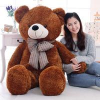 超大号泰迪熊毛绒玩具1.6米女抱枕