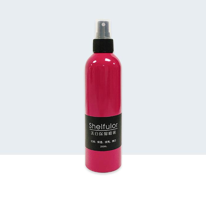 化粧水の保湿スプレー250 ml敏感肌の保湿を和らげます。