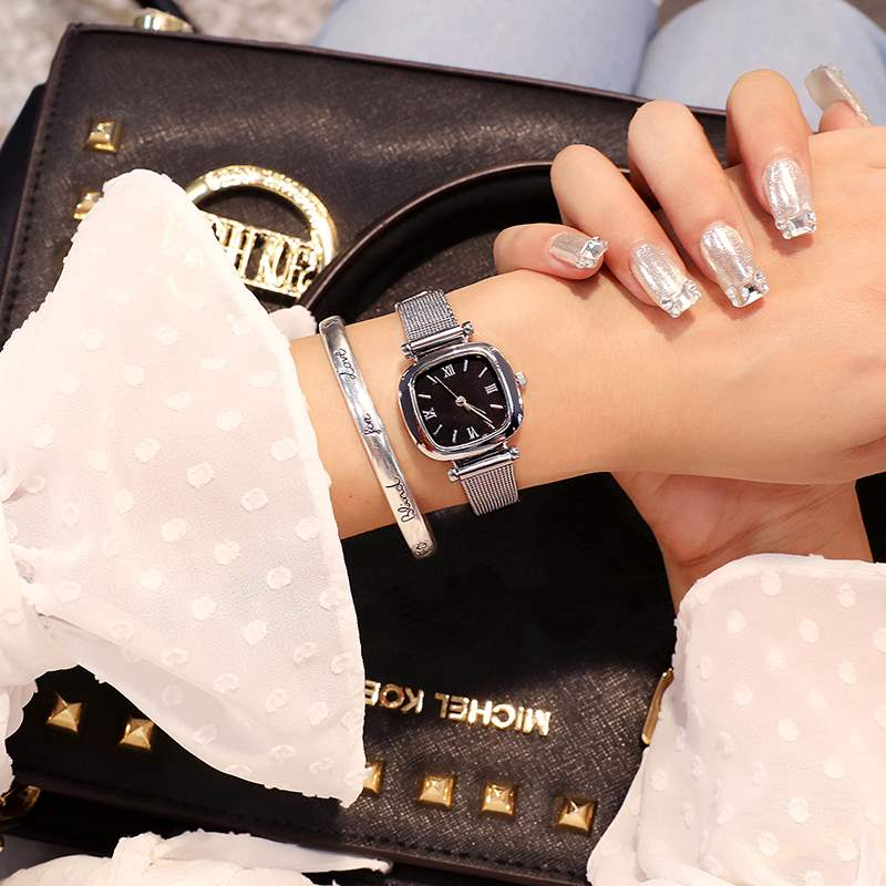 Small and simple college Antique Chinese style watch for female students