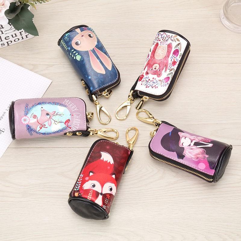 中國代購 中國批發-ibuy99 钥匙包 水桶钥匙包女士可爱卡通锁匙包创意家用钥匙套多功能通用保护套男