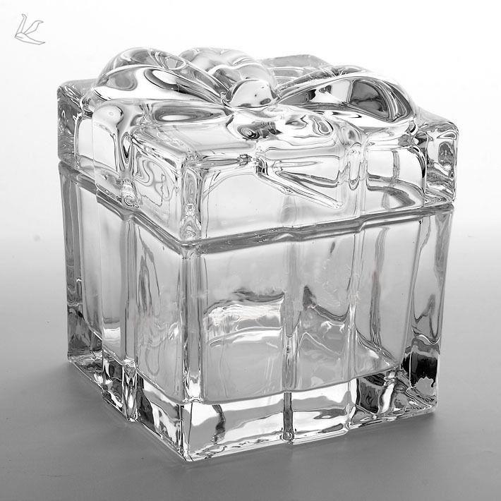 罐子缸可爱咖啡糖糖果心水晶婚庆件少女糖玻璃摆玻璃器皿罐蝴蝶结