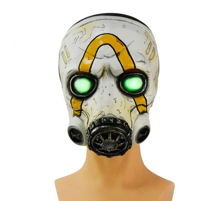 Factory New Landless led mask game with props latex luminous mask.