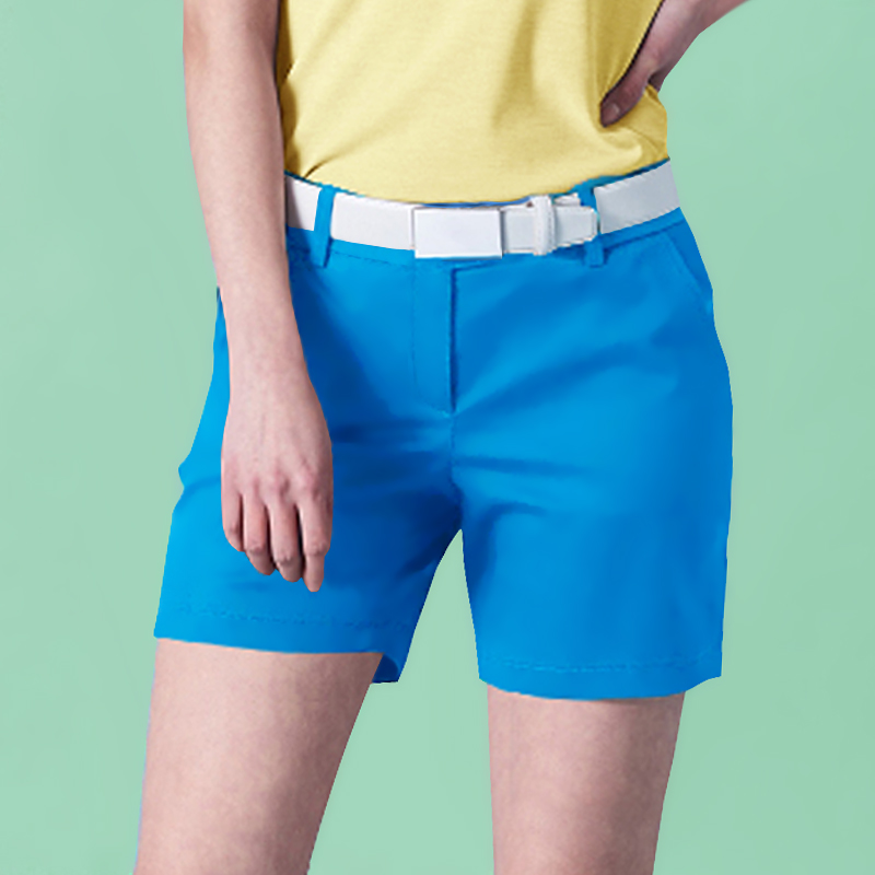 裙弹力修身裙子女韩版士服装golf球短短裤女装裤子女