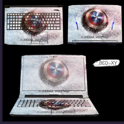 配件笔记本电脑保护适用机械师贴膜t90t57t90plustb3f117bb3。