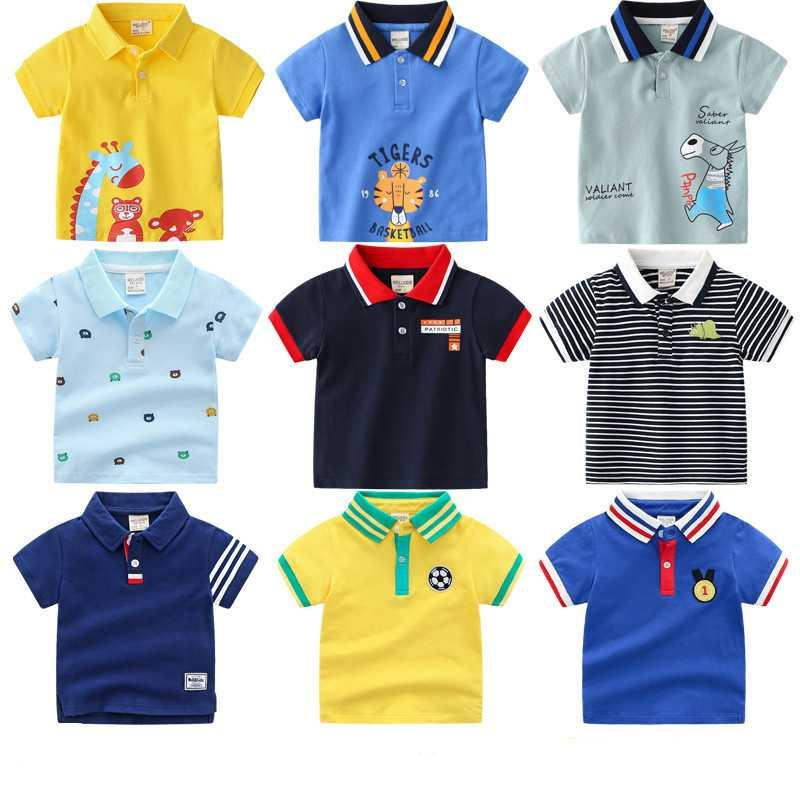 中國代購 中國批發-ibuy99 POLO衫 男童短袖POLO衫2021新款韩版夏装童装儿童宝宝小童半袖上衣T恤潮
