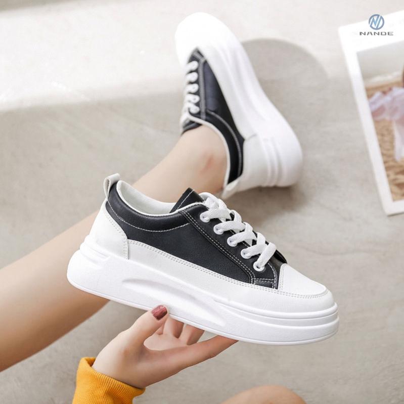 タオバオ仕入れ代行-ibuy99|运动鞋|时尚可爱运动低帮板鞋老爹鞋ins潮女2021春款女生薄款少女心夏季