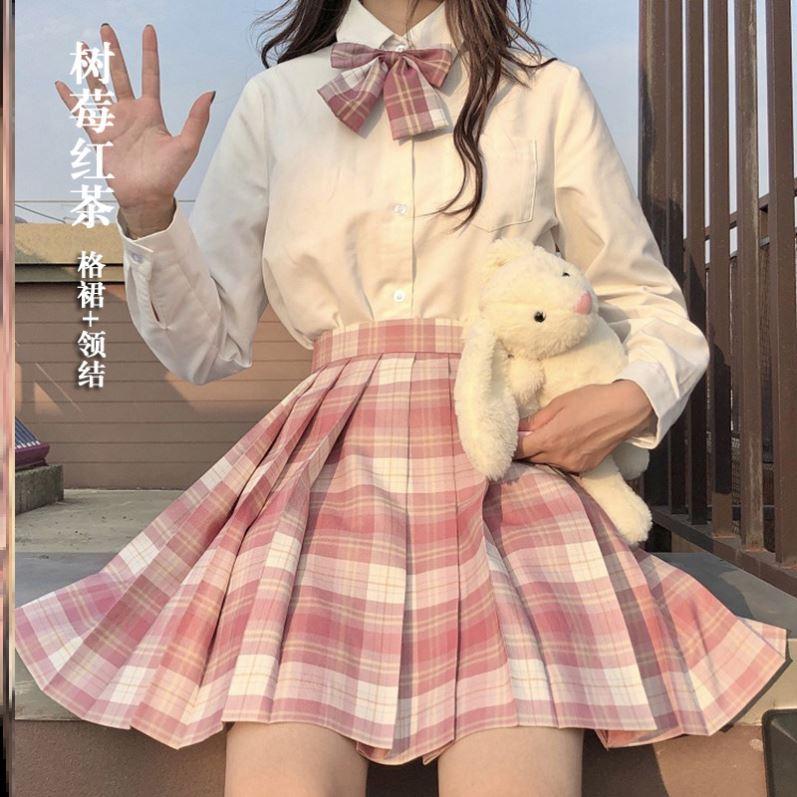 儿童jk制服毛衣套装10岁学生新年女童校服秋冬正版jk学院风裙童装