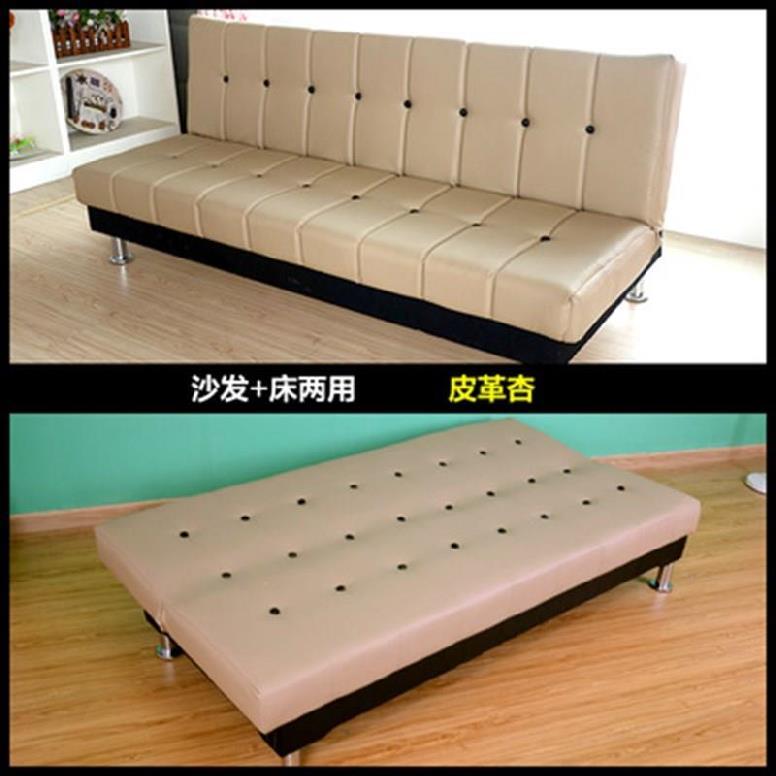 ソファーベッドは折り畳み式の2人部屋型の座ることができます。