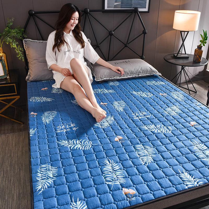 可机洗床垫床护垫榻榻米防滑保护垫薄褥子四季垫单双人学生宿舍