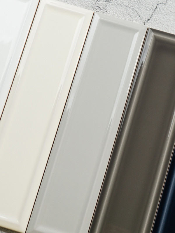长条凹面面包砖卫生间地铁砖厨房墙砖浴室彩色釉面砖小长方形瓷砖