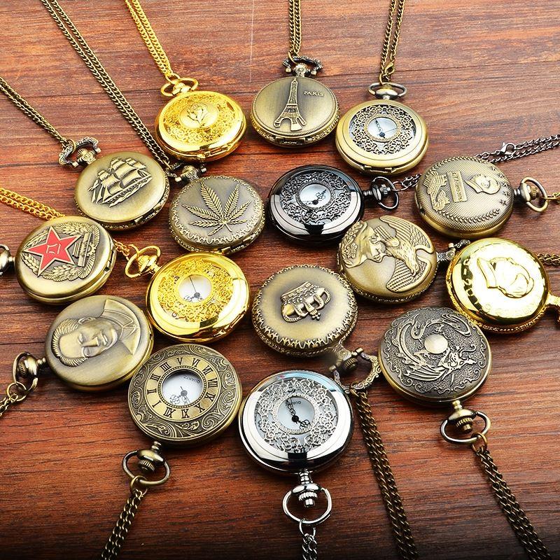 Карманные часы Артикул 641925764444