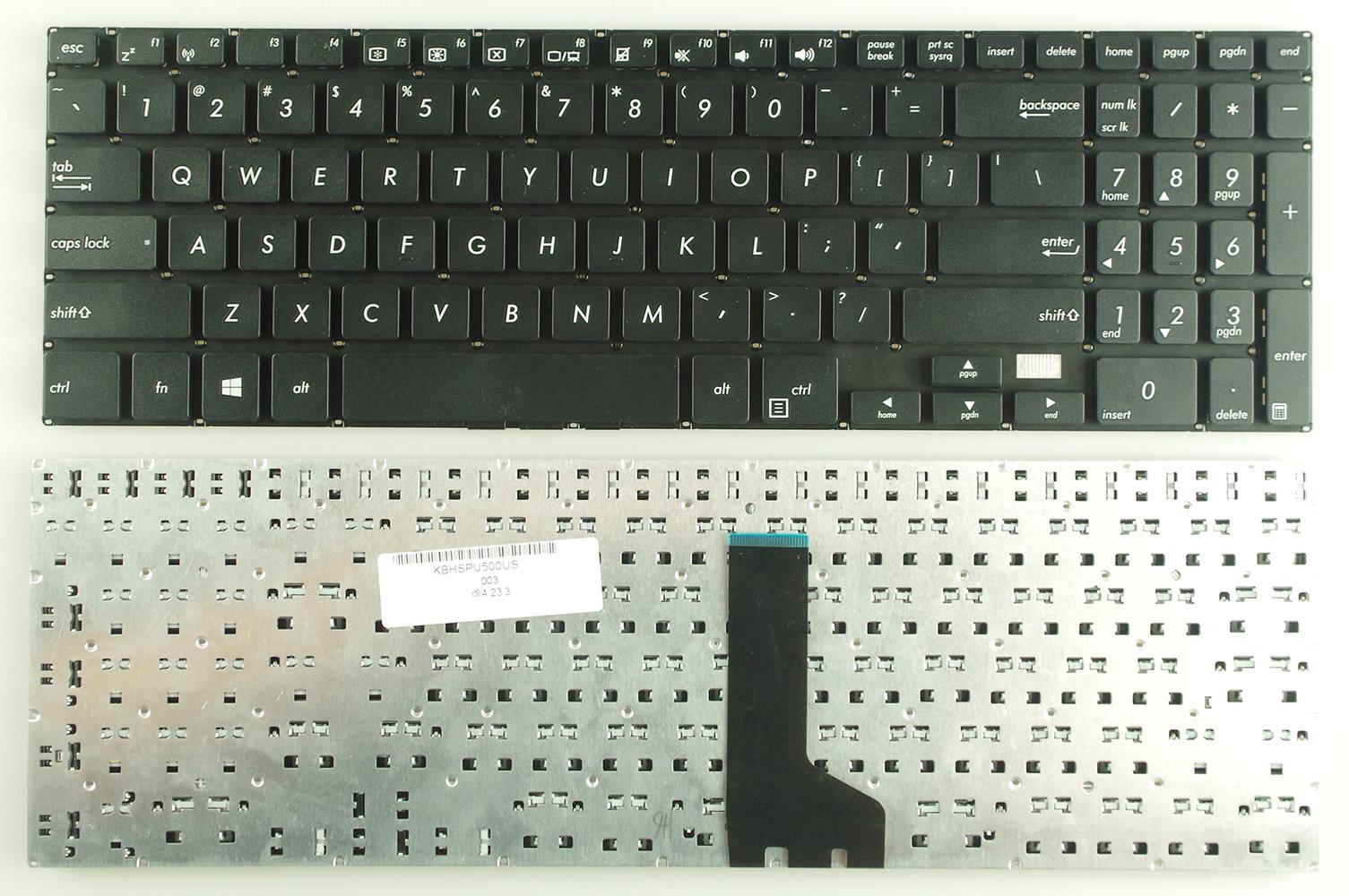 ASUS华硕PU500PU551PRO551JPRO551LPRO551LD键盘C壳