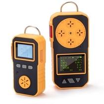 四合一氣體檢測儀可燃氧氣硫化氫一氧化碳有毒有害氣體泄漏報警器