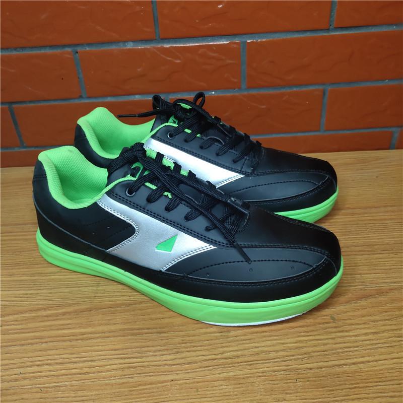 保龄球鞋男专业软底防滑新款男女高品质运动鞋保龄球用品质量。