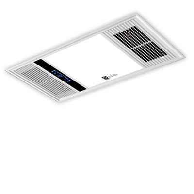 厕所遥控取暖器30x60家用节能洗澡间智能淋浴led卫生间取暖神器