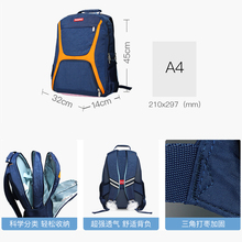 Larkpad primary school boys' and girls' schoolbag Stationery Set 2-piece children's Backpack + Pencil Bag