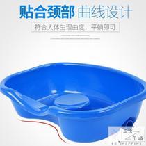 材质防漏款型盆洗头大号童月子女孩简易美发家庭婴儿专用病床按摩