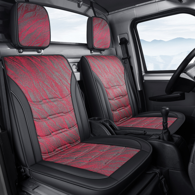 Chabyd T4 electric micro card single row breast board micro card box type cloth cushion all leather four seasons seat cover