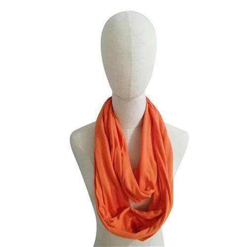Cross mouth color creation new scarf womens mood sweatcloth autumn pull warm multi purpose storage winter chain pure bag unlimited neck