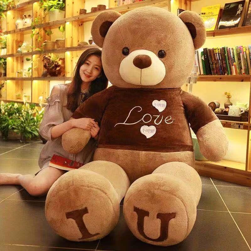 中國代購 中國批發-ibuy99 毛绒玩具 熊猫毛绒玩具公仔女孩布娃娃玩偶大号泰迪熊女生抱抱熊情人节礼物