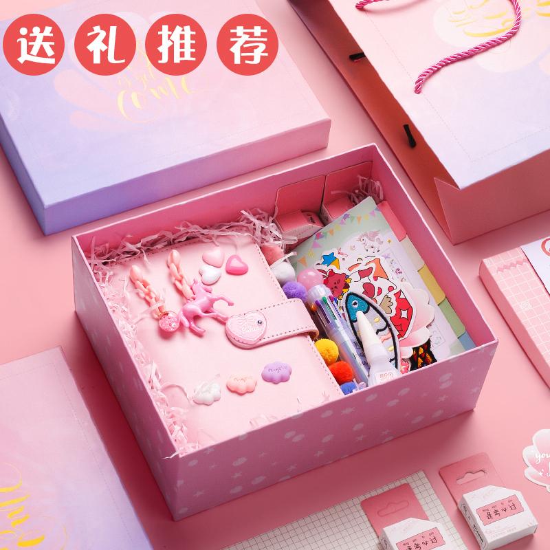 子供用の爆発的な少女の心の帳簿のかわいいネットの赤いスーツの安い贈り物の箱の大きい贈り物の包みの高生級の豪華なis