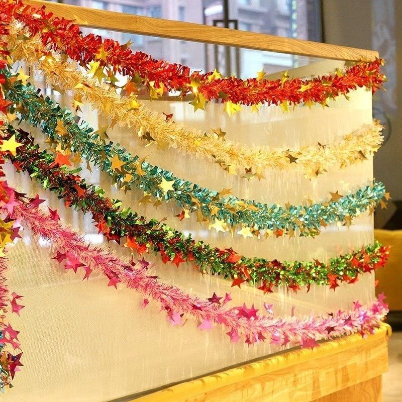 中國代購 中國批發-ibuy99 彩带 结婚房布置彩条装饰毛条教室幼儿园六一装扮彩带拉花元旦圣诞派对