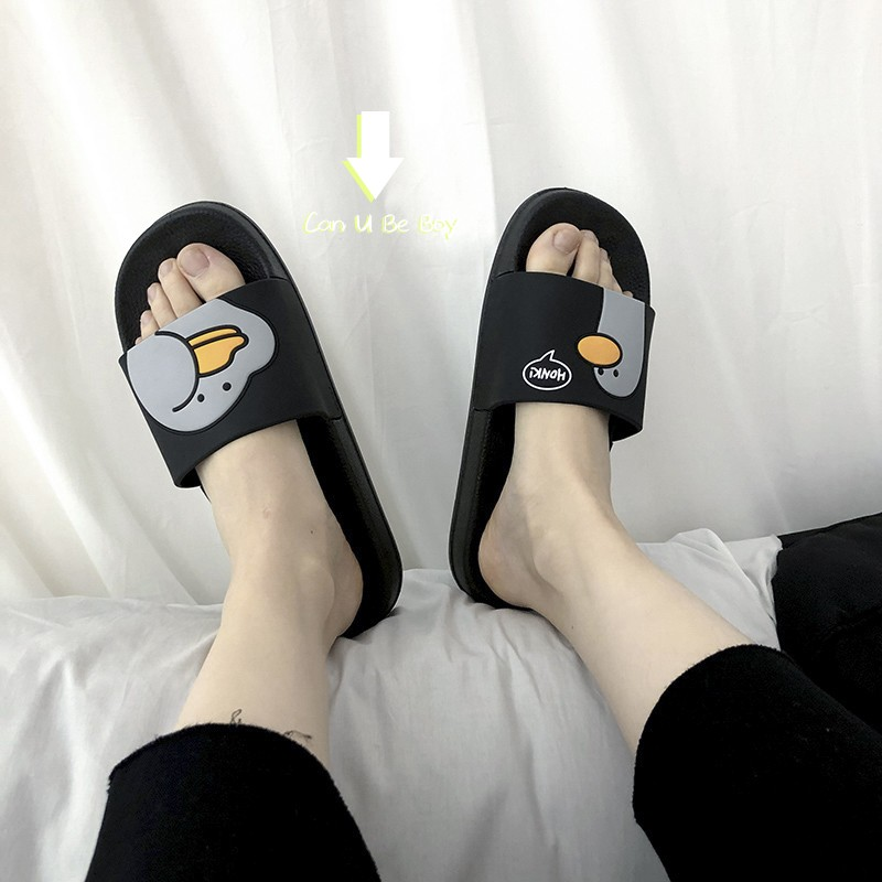 中國代購 中國批發-ibuy99 拖鞋男 情侣拖鞋男士家用夏季外穿防滑室内防臭家居ins潮可爱一对凉拖女