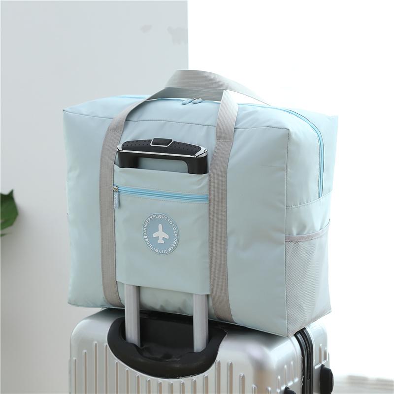 大容量男女旅行包行李袋衣物收纳袋可...