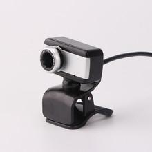 笔记本高清夹子USB摄像头免驱电脑视频头内置带麦克风亚马狲跨境
