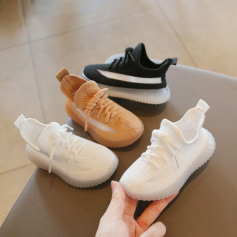 中國代購 中國批發-ibuy99 运动鞋 儿童宝宝椰子鞋女童运动鞋透气小童网鞋春夏季2021新款男童小白鞋