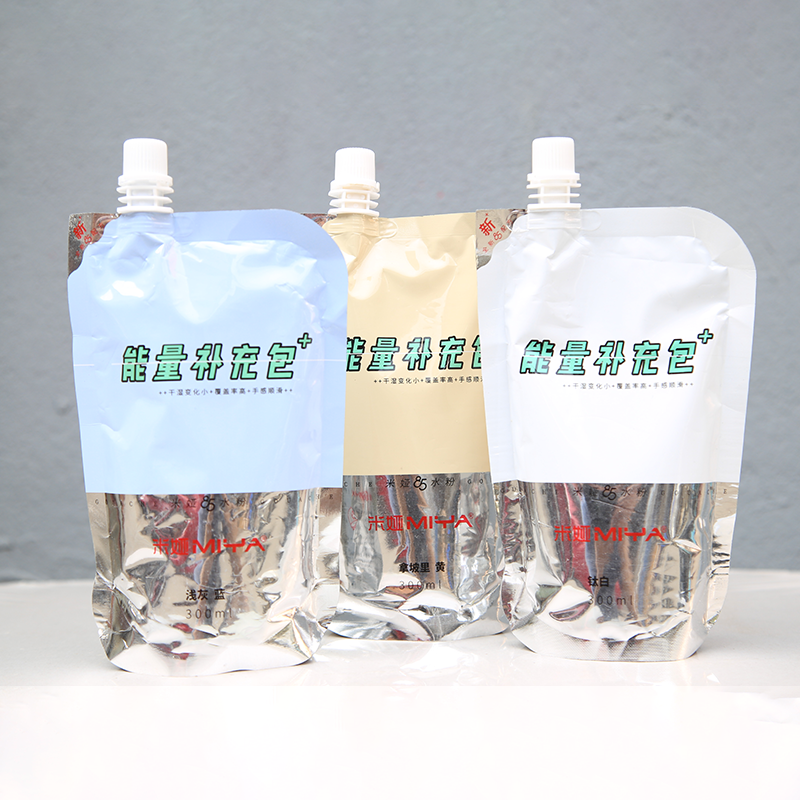 。 Mia jelly pigment supplement package single 00m white l energy supplement package 500 titanium art student specialty