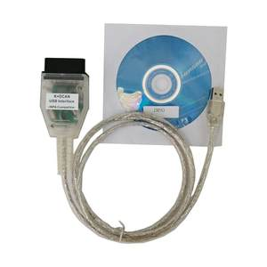 compatible for BMW INPA K+CAN K+DCAN BYOBDII诊断线