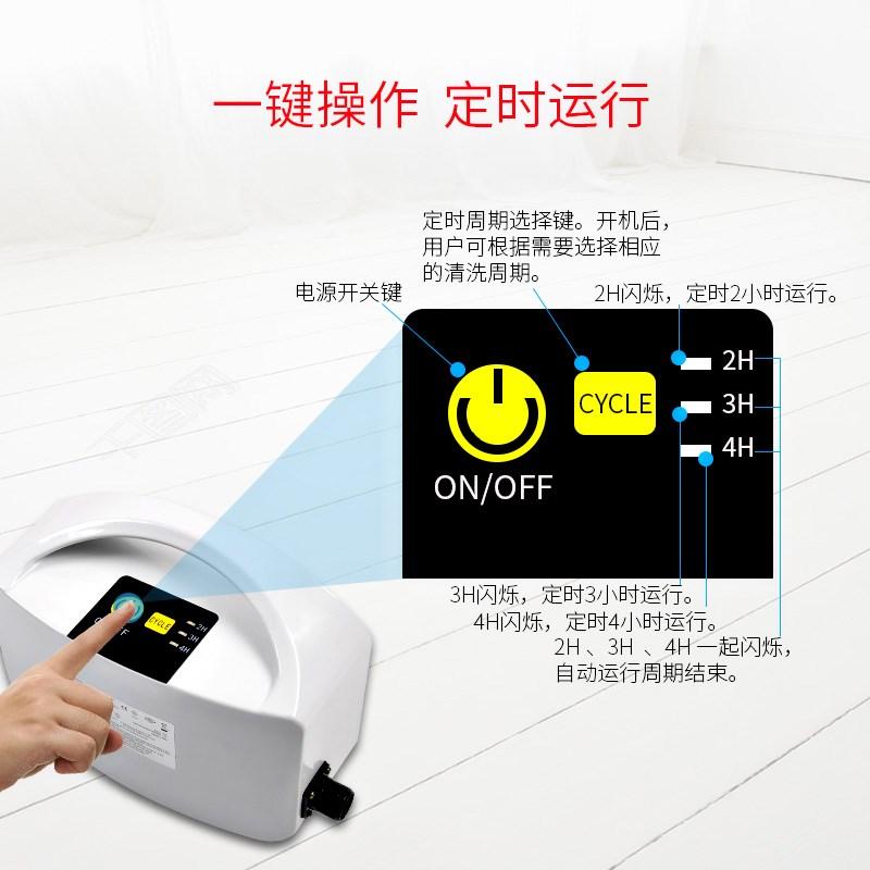 游泳池吸污机全自动水龟水下机器人泳池自动清洗吸污机无人吸尘器