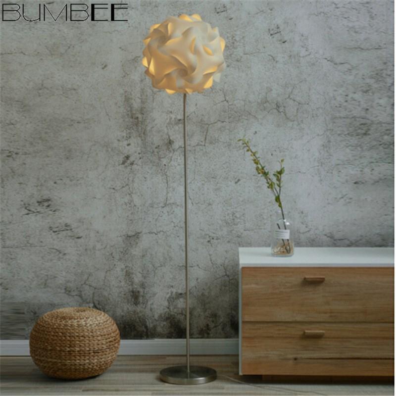 Modern Simple led floor lamp Creative Living Room Floor Lamp